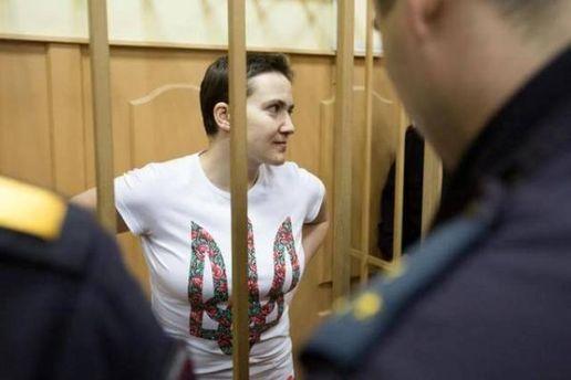 Український військовий дав свідчення усправі Савченко