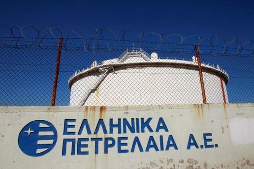 Перерабатывающий завод в Греции