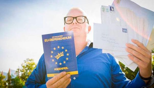 Нидерланды готовятся к референдуму