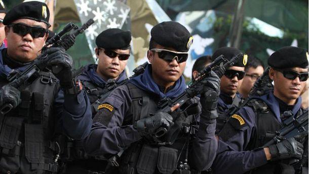 Правоохоронні органи
