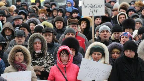 Протести у Кіровограді