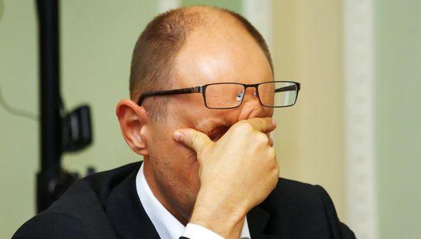 А.Яценюк ініціював зустріч зправоохоронцями, щоб передати їм дані щодо корупціонерів