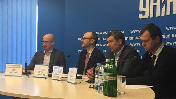 Пресс-конференция Сергея Гусовского