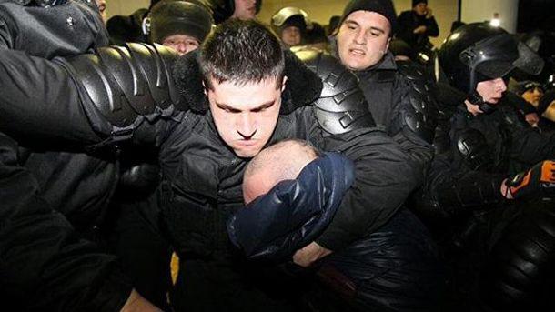 Молдавский полицейский