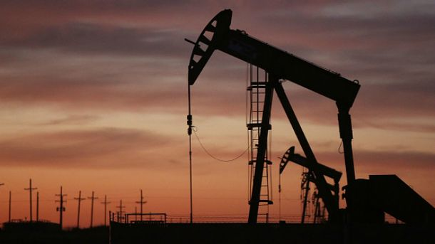 Видобування нафти