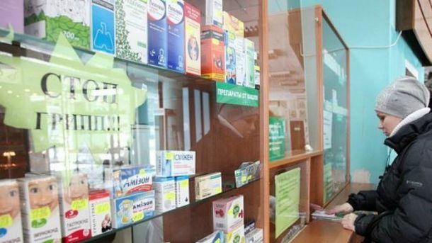 МОЗ: ВУкраїні від грипу померли вже 60 людей