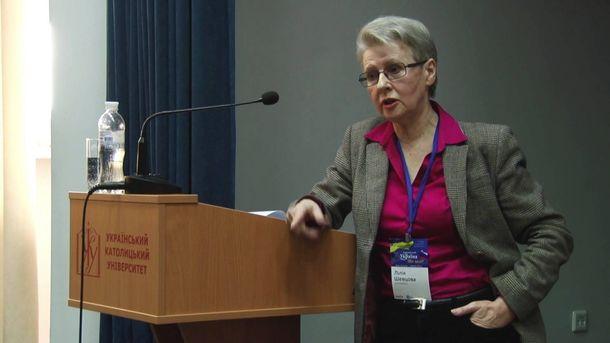 Лілія Шевцова