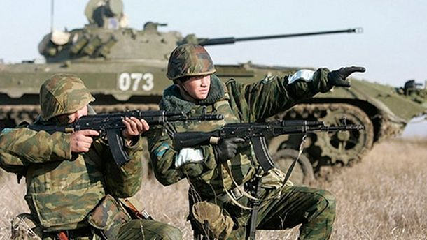 Сухопутні війська Росії