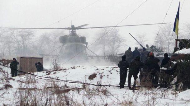 Заминулу добу ніхто з військових незагинув, двоє поранені - речник АТО