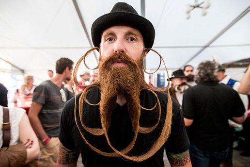 Борода корисна для здоров'я