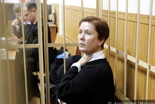 Наталья Шарина, директор Украинской библиотеки в Москве