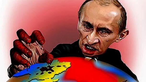 Историк рассказал, как Путин планировал разделить Украину