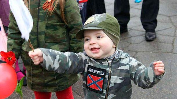 Терористи створили дитячий батальйон