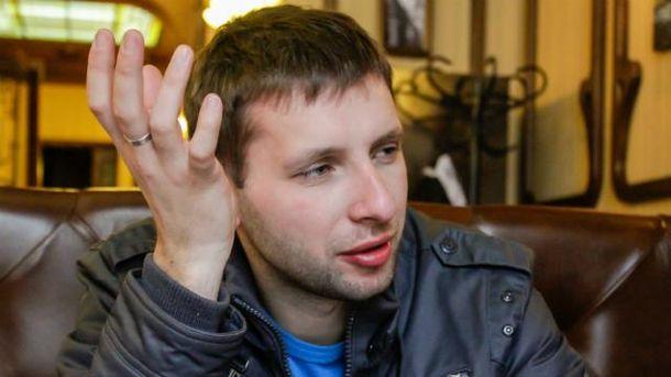 Парасюк рассказал, за что набросился на прокуроров