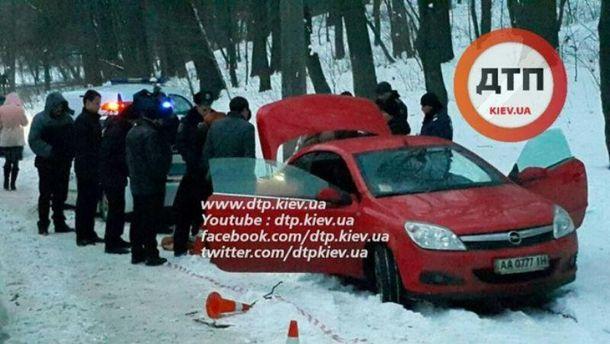 Резонансное самоубийство в Киеве совершил вице-президент банка