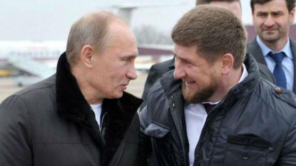 В Путина растет внутренняя изоляция. Чечня — на грани отсоединения — историк