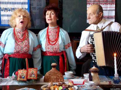 Святкування у Севастополі