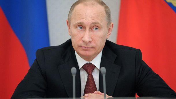 Уамериканському Мінфіні звинуватили Путіна укорупції