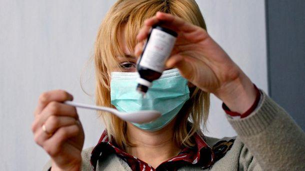 В Киеве грипп унес жизни уже 18 человек
