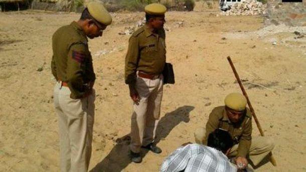 На штат Индии упали бомбы