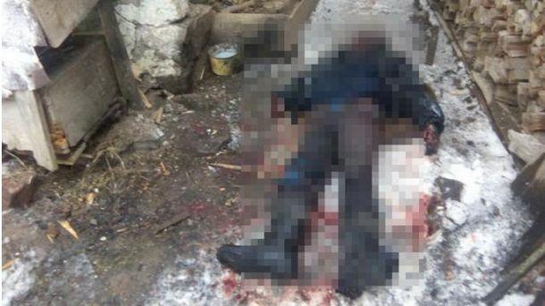 Мужчина погиб от взрыва