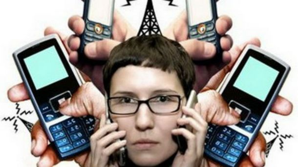 Факти про мобільні телефони