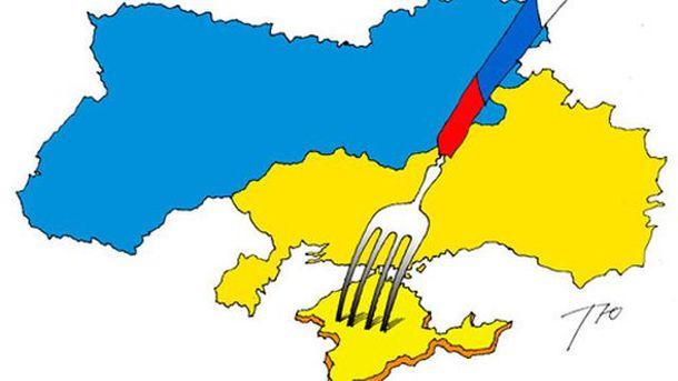 Валютні позичальники вРФ: давайте повернемо Крим