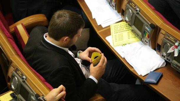 Реструктуризації валютних кредитів небуде: Рада неподолала вето президента