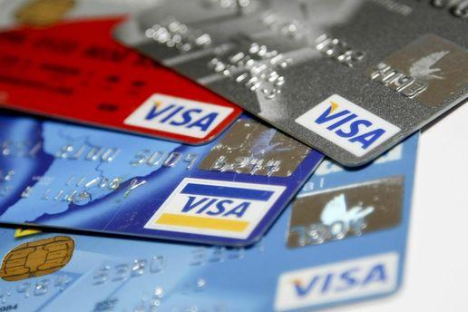 картки VISA