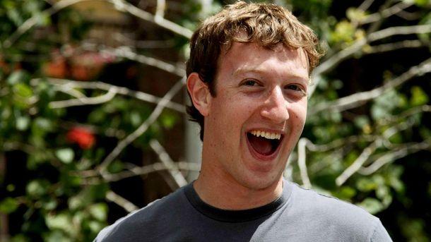 Укомпанії Facebook заявили про рекордні прибутки