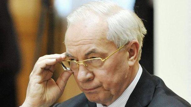Азаров, Клюєв таАрбузов виграли суд зрозмороження своїх активів