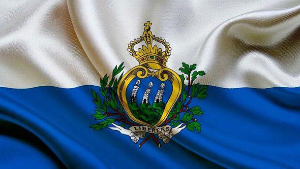 Прапор Сан-Марино