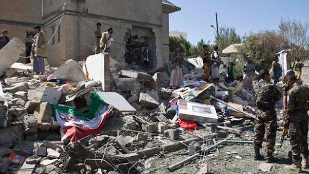 В Ємені біля резиденції президента стався вибух
