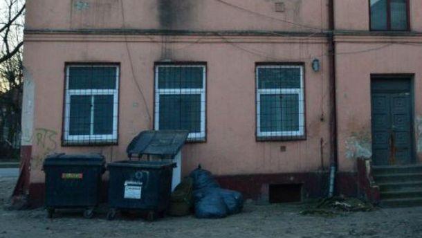 Дом, где живут украинцы
