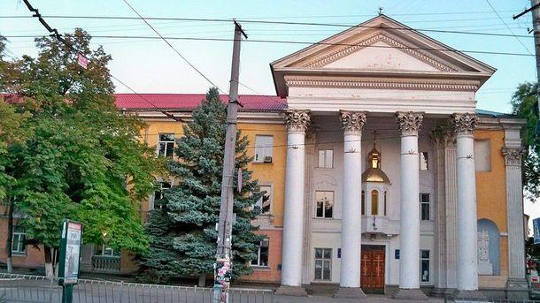 Храм Владимира и Ольги в Симферополе