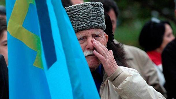 Репрессии крымских татар продолжаются