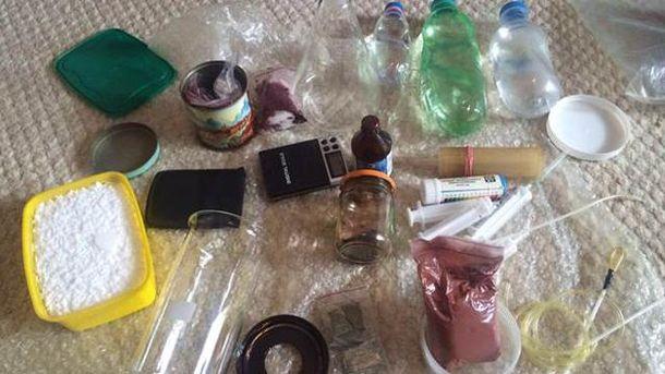 Нарколабораторія