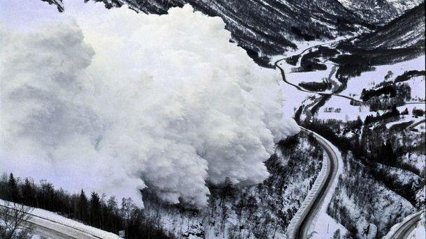 УКанаді жертвами сходження лавини стали п'ятеро людей
