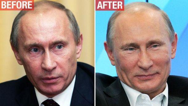 Одне з розслідувань про двійників Путіна