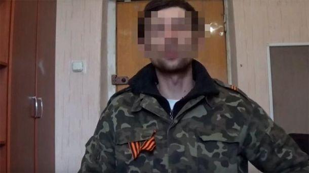 Задержан боевик