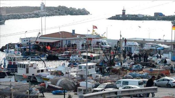 Затонуло судно з біженцями