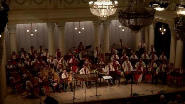 Національний академічний оркестр народних інструментів