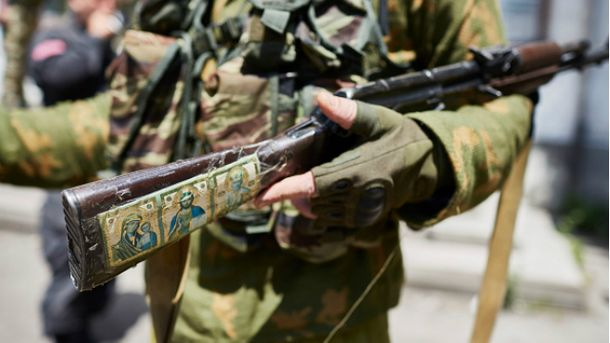 Луганские боевики