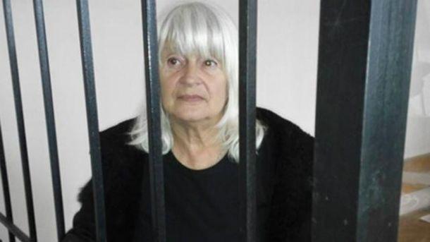 УКиєві за підозрою узамовному вбивстві заарештували відому правозахисницю (ВІДЕО)