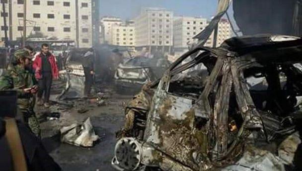 Теракт у Дамаску