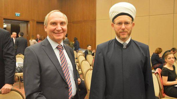 Игорь Козловский (слева)