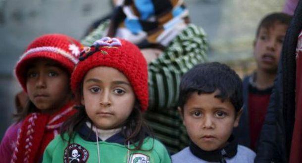 Діти біженців