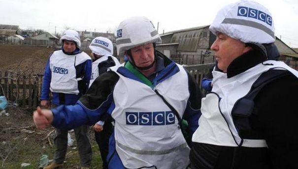 Спостерігачі ОБСЄ
