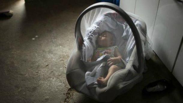 Вірус Зіка небезпечний для вагітних
