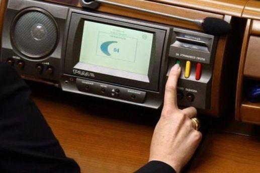 Нардепи ухвалили закон про фінансування ПТУ